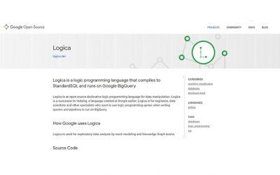 Google Logica: lenguaje de programación Big Data